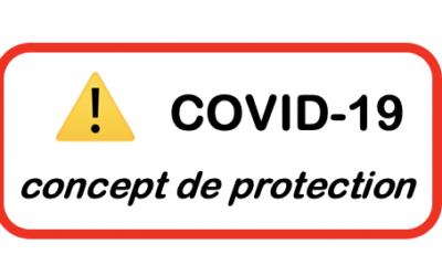 COVID-19 Concept de protection du 13 septembre 2021